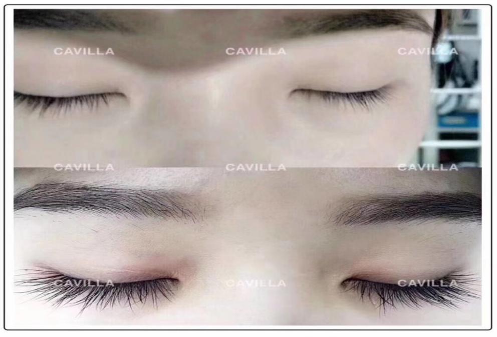 卡维拉睫毛增长液效果好不好
